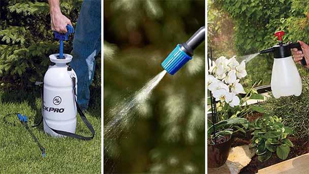 Precautions of handheld Sprayer