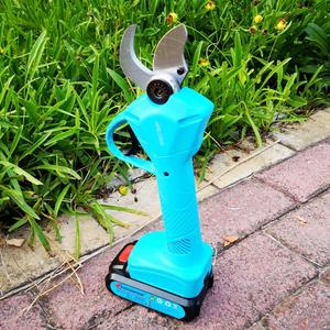 electric shrub and hedge trimmer