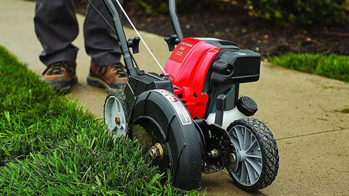 Gas Powered Lawn Edgers